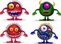 is protozoa a bacteria or virus